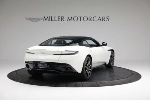 New 2018 Aston Martin DB11 V8 Coupe for sale Sold at Aston Martin of Greenwich in Greenwich CT 06830 6