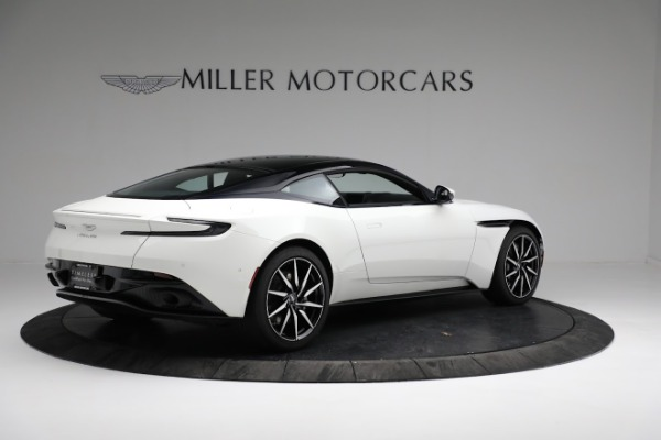 New 2018 Aston Martin DB11 V8 Coupe for sale Sold at Aston Martin of Greenwich in Greenwich CT 06830 7