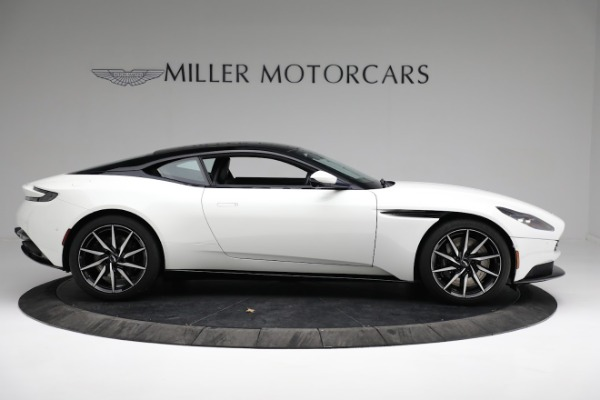 New 2018 Aston Martin DB11 V8 Coupe for sale Sold at Aston Martin of Greenwich in Greenwich CT 06830 8
