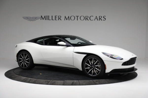 New 2018 Aston Martin DB11 V8 Coupe for sale Sold at Aston Martin of Greenwich in Greenwich CT 06830 9