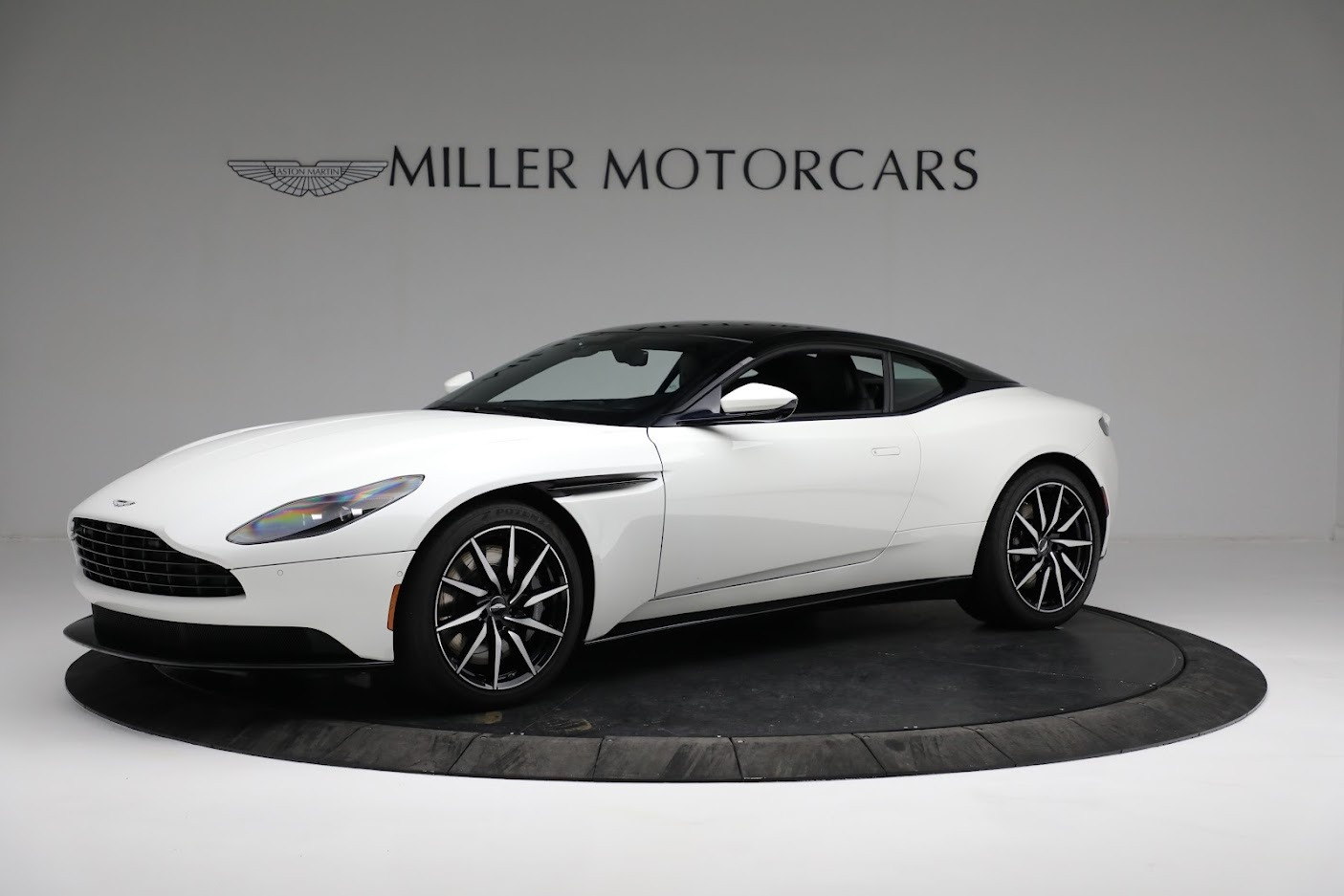 New 2018 Aston Martin DB11 V8 Coupe for sale Sold at Aston Martin of Greenwich in Greenwich CT 06830 1