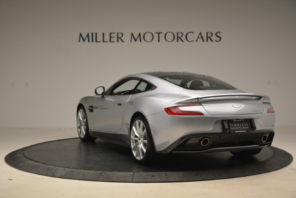 Used 2014 Aston Martin Vanquish for sale Sold at Aston Martin of Greenwich in Greenwich CT 06830 5
