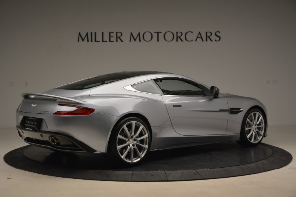 Used 2014 Aston Martin Vanquish for sale Sold at Aston Martin of Greenwich in Greenwich CT 06830 8