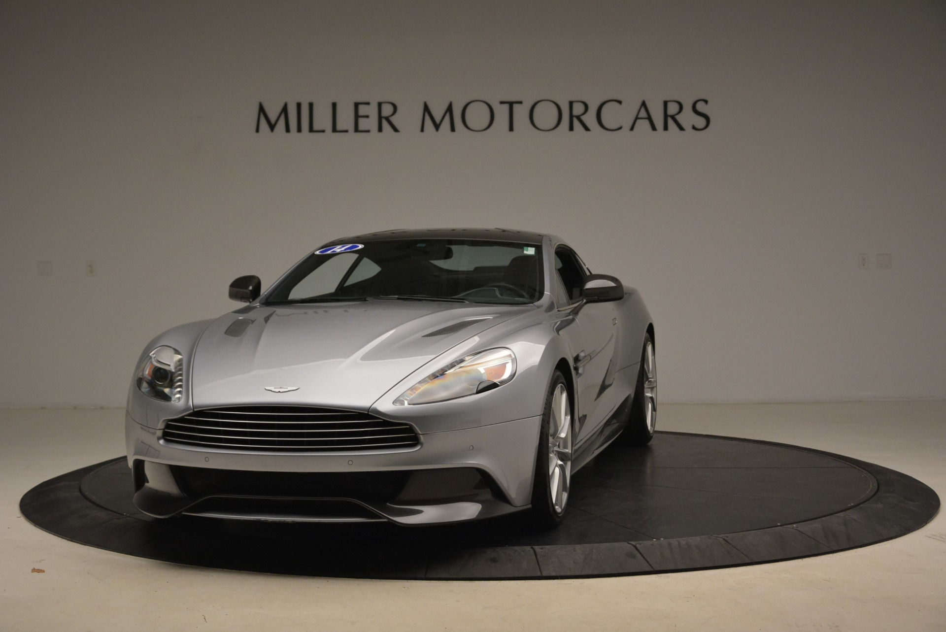 Used 2014 Aston Martin Vanquish for sale Sold at Aston Martin of Greenwich in Greenwich CT 06830 1