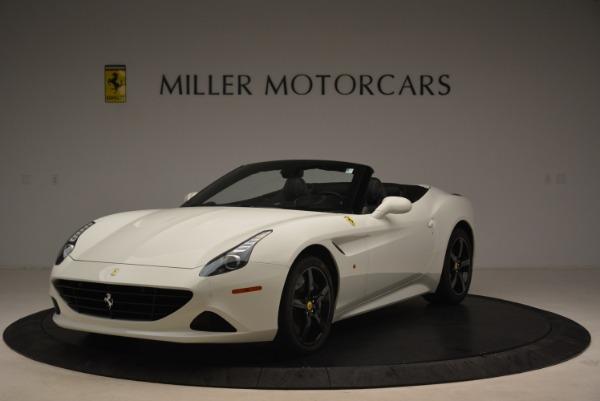 Used 2016 Ferrari California T for sale Sold at Aston Martin of Greenwich in Greenwich CT 06830 1