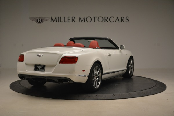 Used 2015 Bentley Continental GT V8 S for sale Sold at Aston Martin of Greenwich in Greenwich CT 06830 7