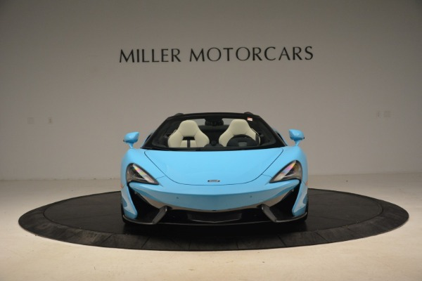 Used 2018 McLaren 570S Spider for sale Sold at Aston Martin of Greenwich in Greenwich CT 06830 12