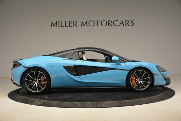 Used 2018 McLaren 570S Spider for sale Sold at Aston Martin of Greenwich in Greenwich CT 06830 20