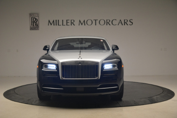 Used 2014 Rolls-Royce Wraith for sale Sold at Aston Martin of Greenwich in Greenwich CT 06830 12
