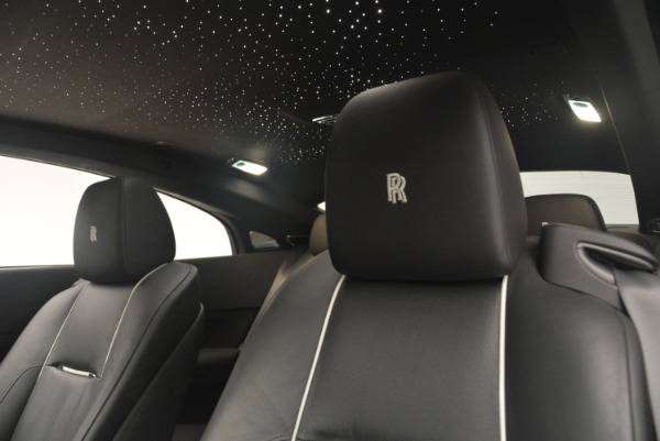 Used 2014 Rolls-Royce Wraith for sale Sold at Aston Martin of Greenwich in Greenwich CT 06830 17