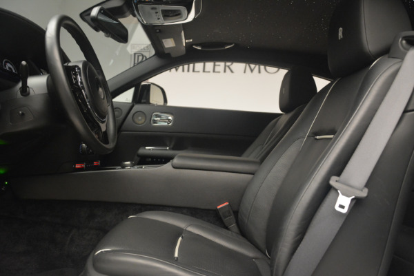 Used 2014 Rolls-Royce Wraith for sale Sold at Aston Martin of Greenwich in Greenwich CT 06830 18