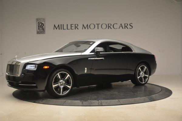 Used 2014 Rolls-Royce Wraith for sale Sold at Aston Martin of Greenwich in Greenwich CT 06830 2