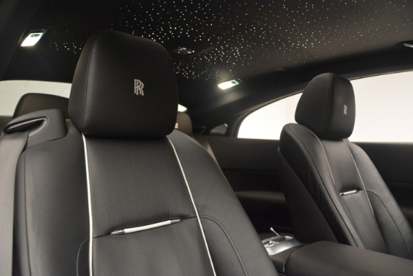 Used 2014 Rolls-Royce Wraith for sale Sold at Aston Martin of Greenwich in Greenwich CT 06830 26