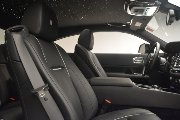 Used 2014 Rolls-Royce Wraith for sale Sold at Aston Martin of Greenwich in Greenwich CT 06830 27