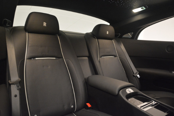 Used 2014 Rolls-Royce Wraith for sale Sold at Aston Martin of Greenwich in Greenwich CT 06830 28
