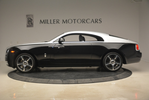 Used 2014 Rolls-Royce Wraith for sale Sold at Aston Martin of Greenwich in Greenwich CT 06830 3