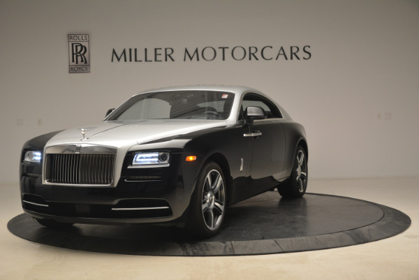 Used 2014 Rolls-Royce Wraith for sale Sold at Aston Martin of Greenwich in Greenwich CT 06830 1