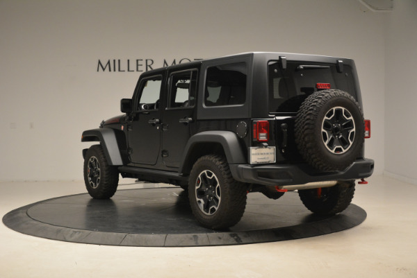 Used 2016 Jeep Wrangler Unlimited Rubicon for sale Sold at Aston Martin of Greenwich in Greenwich CT 06830 5