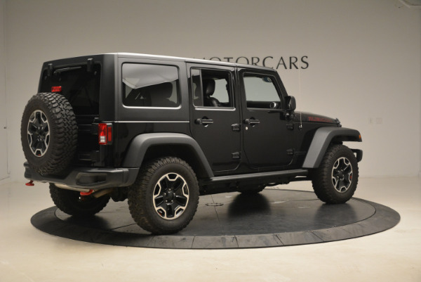 Used 2016 Jeep Wrangler Unlimited Rubicon for sale Sold at Aston Martin of Greenwich in Greenwich CT 06830 8