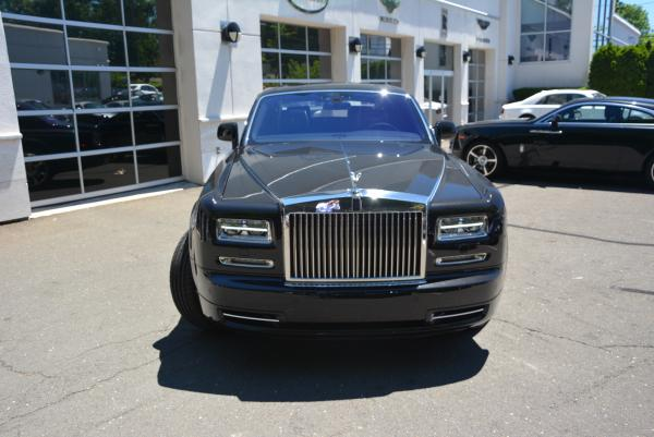 New 2016 Rolls-Royce Phantom for sale Sold at Aston Martin of Greenwich in Greenwich CT 06830 2
