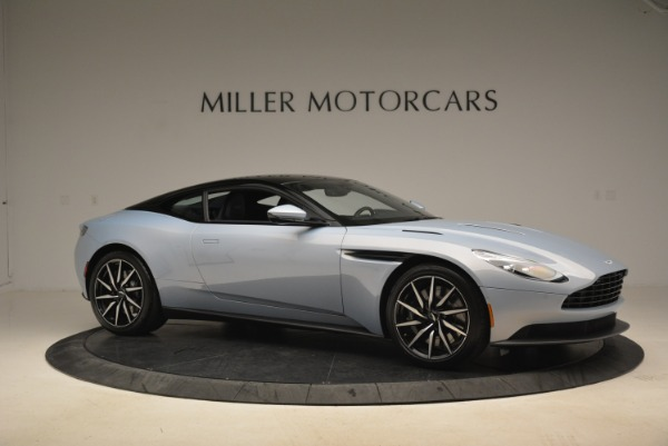 New 2018 Aston Martin DB11 V12 for sale Sold at Aston Martin of Greenwich in Greenwich CT 06830 10