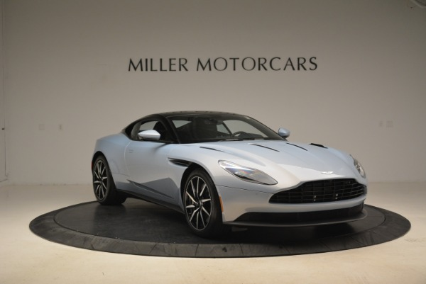 New 2018 Aston Martin DB11 V12 for sale Sold at Aston Martin of Greenwich in Greenwich CT 06830 11