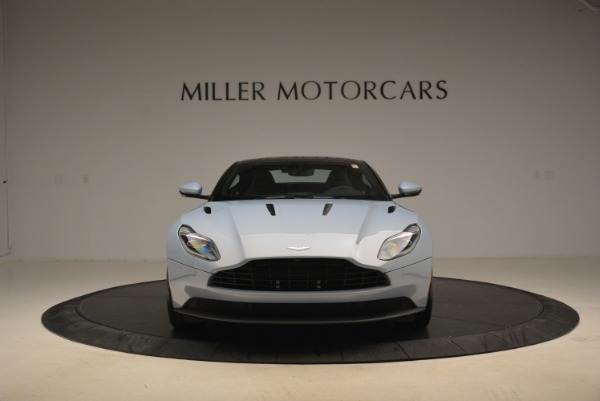 New 2018 Aston Martin DB11 V12 for sale Sold at Aston Martin of Greenwich in Greenwich CT 06830 12