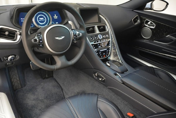 New 2018 Aston Martin DB11 V12 for sale Sold at Aston Martin of Greenwich in Greenwich CT 06830 14