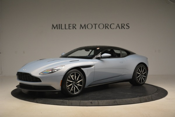 New 2018 Aston Martin DB11 V12 for sale Sold at Aston Martin of Greenwich in Greenwich CT 06830 2