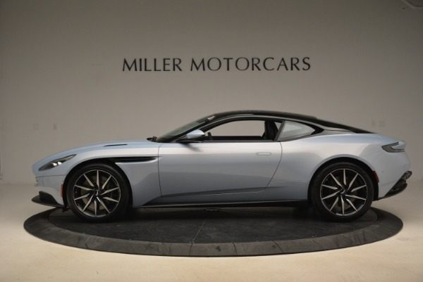 New 2018 Aston Martin DB11 V12 for sale Sold at Aston Martin of Greenwich in Greenwich CT 06830 3