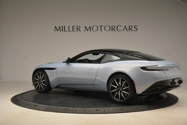 New 2018 Aston Martin DB11 V12 for sale Sold at Aston Martin of Greenwich in Greenwich CT 06830 4