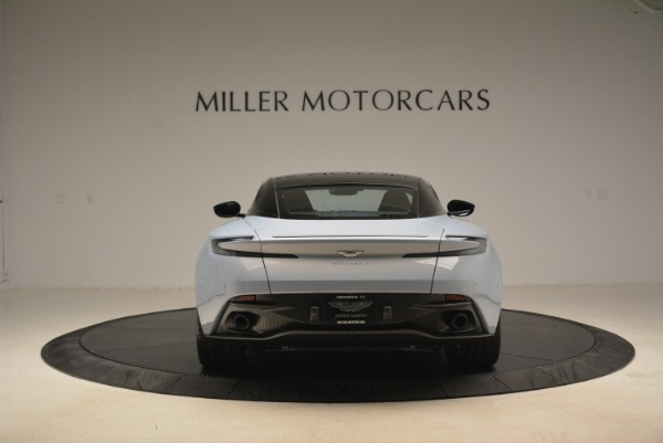 New 2018 Aston Martin DB11 V12 for sale Sold at Aston Martin of Greenwich in Greenwich CT 06830 6