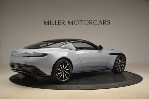 New 2018 Aston Martin DB11 V12 for sale Sold at Aston Martin of Greenwich in Greenwich CT 06830 8