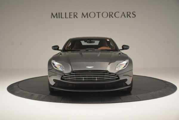 New 2018 Aston Martin DB11 V12 Coupe for sale Sold at Aston Martin of Greenwich in Greenwich CT 06830 12