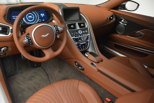 Used 2018 Aston Martin DB11 V12 for sale $164,990 at Aston Martin of Greenwich in Greenwich CT 06830 14