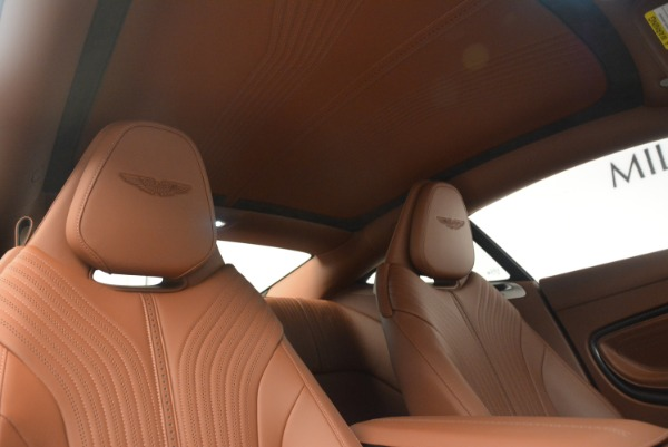 Used 2018 Aston Martin DB11 V12 for sale $164,990 at Aston Martin of Greenwich in Greenwich CT 06830 19