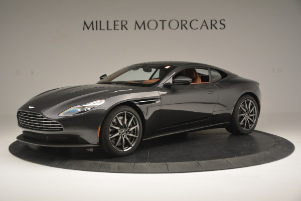 Used 2018 Aston Martin DB11 V12 for sale $164,990 at Aston Martin of Greenwich in Greenwich CT 06830 2