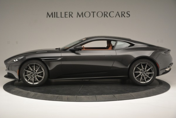 New 2018 Aston Martin DB11 V12 Coupe for sale Sold at Aston Martin of Greenwich in Greenwich CT 06830 3