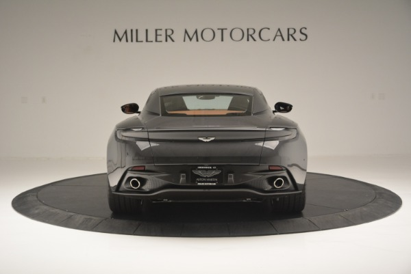 Used 2018 Aston Martin DB11 V12 for sale $164,990 at Aston Martin of Greenwich in Greenwich CT 06830 6