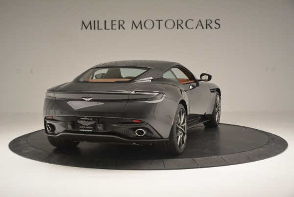 Used 2018 Aston Martin DB11 V12 for sale $164,990 at Aston Martin of Greenwich in Greenwich CT 06830 7