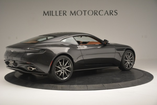 Used 2018 Aston Martin DB11 V12 for sale $164,990 at Aston Martin of Greenwich in Greenwich CT 06830 8
