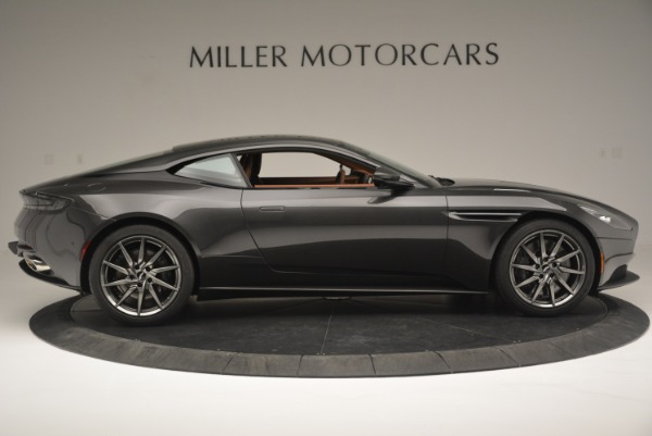 Used 2018 Aston Martin DB11 V12 for sale $164,990 at Aston Martin of Greenwich in Greenwich CT 06830 9