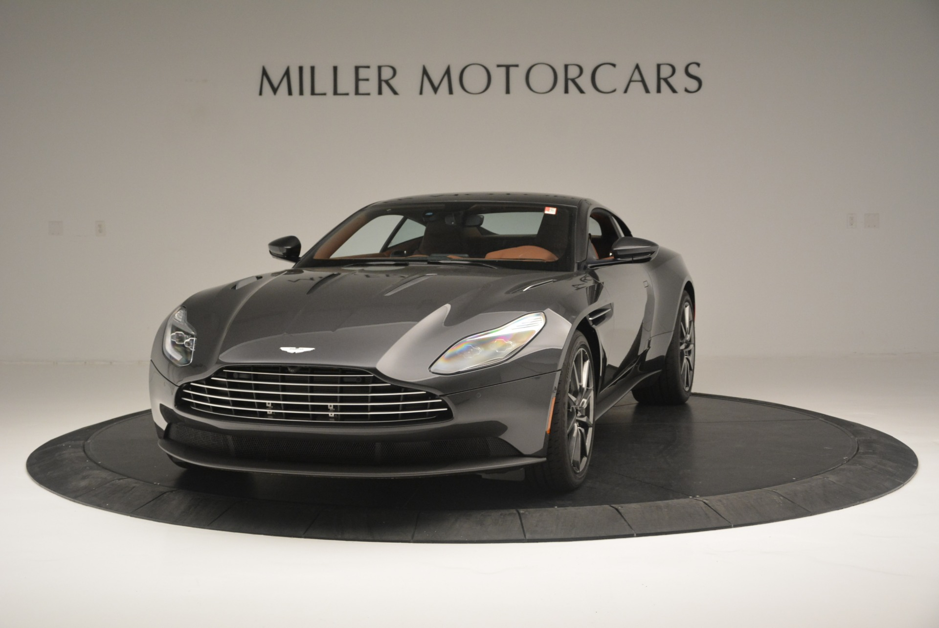 New 2018 Aston Martin DB11 V12 Coupe for sale Sold at Aston Martin of Greenwich in Greenwich CT 06830 1