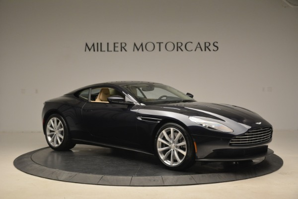 New 2018 Aston Martin DB11 V12 Coupe for sale Sold at Aston Martin of Greenwich in Greenwich CT 06830 10