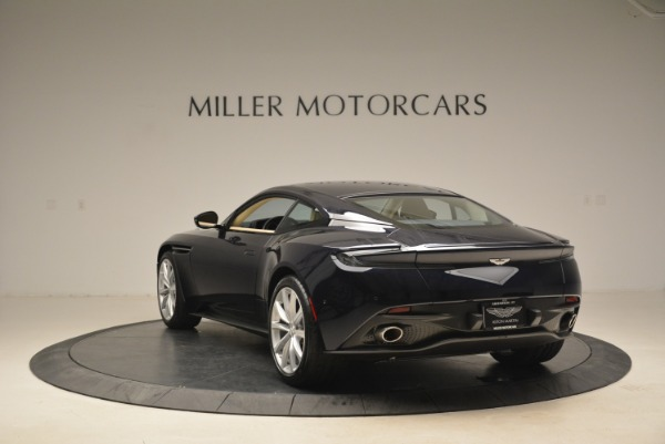 New 2018 Aston Martin DB11 V12 Coupe for sale Sold at Aston Martin of Greenwich in Greenwich CT 06830 5