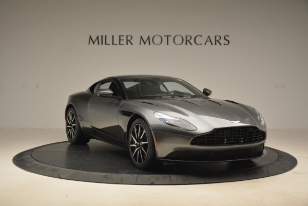 New 2018 Aston Martin DB11 V12 Coupe for sale Sold at Aston Martin of Greenwich in Greenwich CT 06830 11