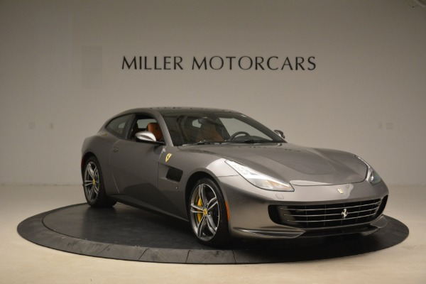 Used 2017 Ferrari GTC4Lusso for sale Sold at Aston Martin of Greenwich in Greenwich CT 06830 11