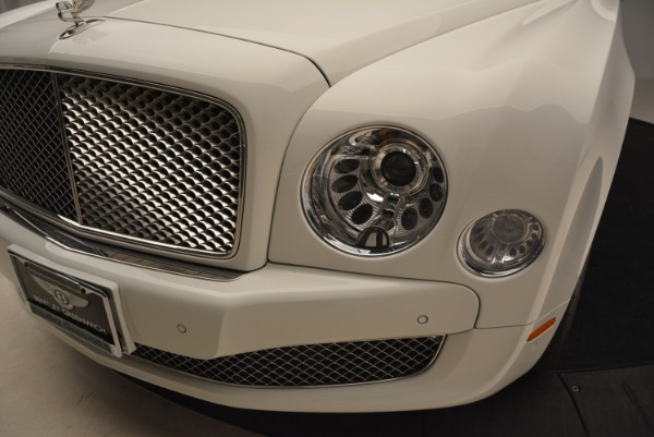 Used 2013 Bentley Mulsanne for sale Sold at Aston Martin of Greenwich in Greenwich CT 06830 11