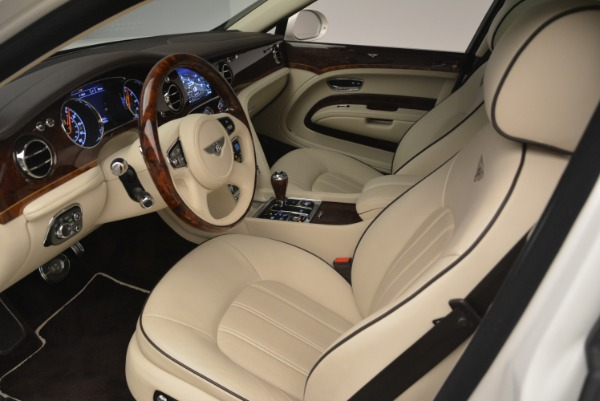 Used 2013 Bentley Mulsanne for sale Sold at Aston Martin of Greenwich in Greenwich CT 06830 16