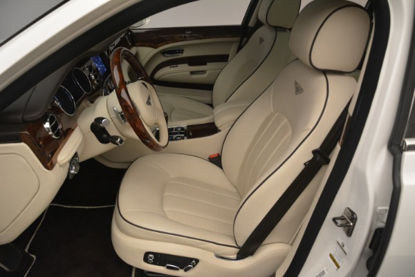 Used 2013 Bentley Mulsanne for sale Sold at Aston Martin of Greenwich in Greenwich CT 06830 17